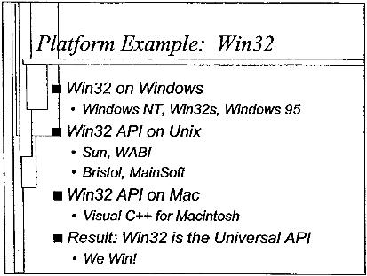 Win32 Universal API